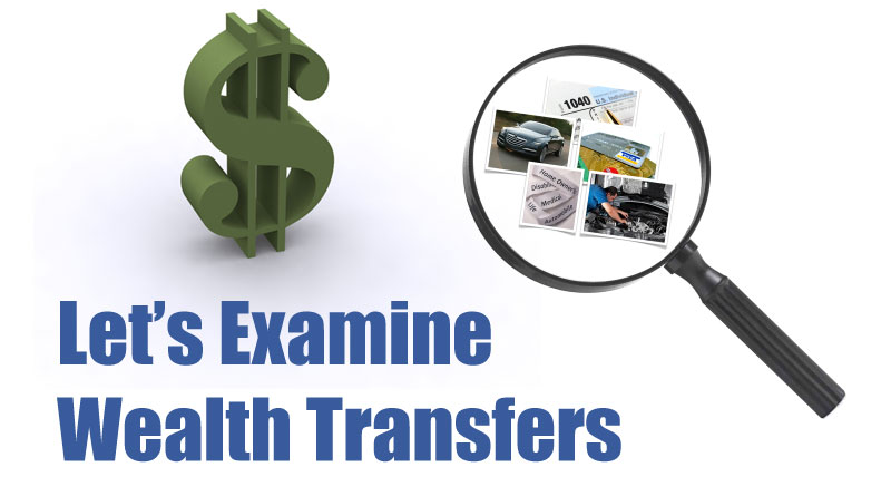 How To Quit Transferring Your Wealth Away