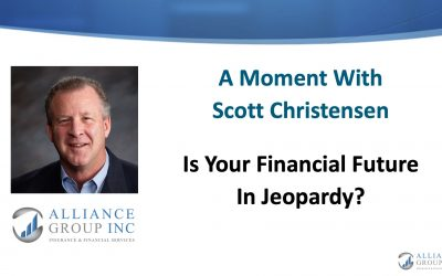 Is Your Financial Future in Jeopardy?